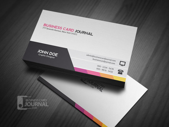 Unique-Modern-Colorful-Corporate-Business-Card-Template