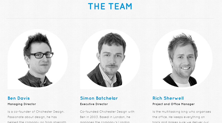 chichester united kingdom design company team