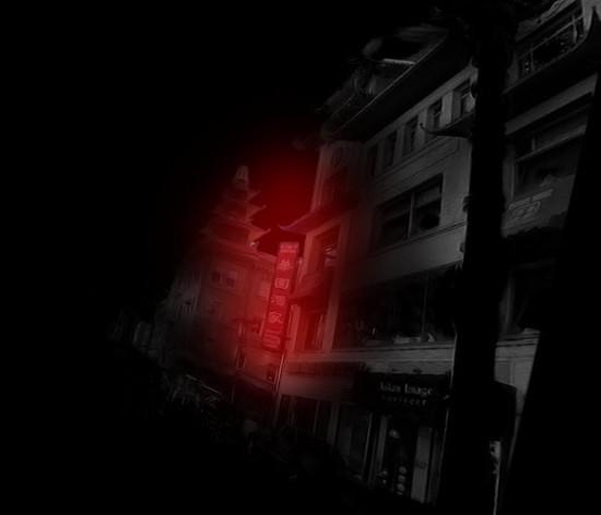 1 bw mask 550x472 Create Unleash the Dark Power Surreal Scene in Photoshop