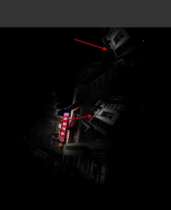 1 effect 550x676 Create Unleash the Dark Power Surreal Scene in Photoshop