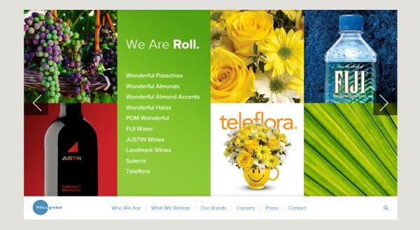 值得收藏!30个漂亮的企业官方网站欣赏