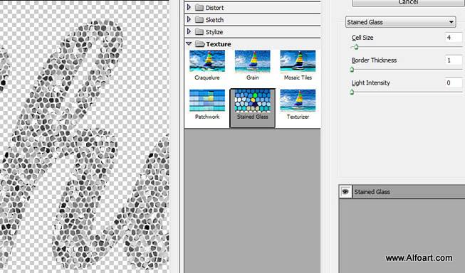 PS教程!制作绚丽的闪光粒子字体特效