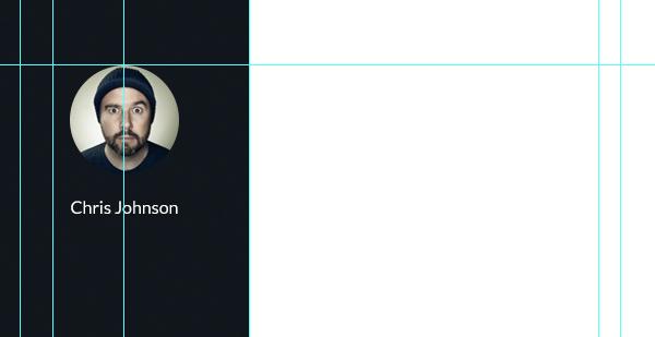 PS教程:教你设计有范儿的个人作品时间轴网页
