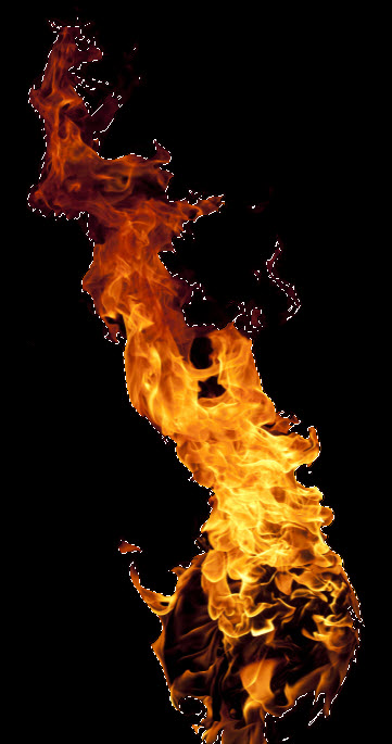 3 fire Create Unleash the Dark Power Surreal Scene in Photoshop