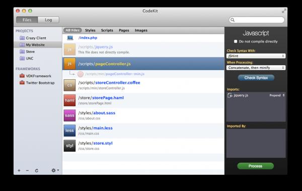 10款让Web前端开发人员更轻松的实用工具