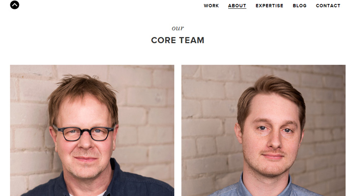 studio mpls team employees homepage layout inspiring