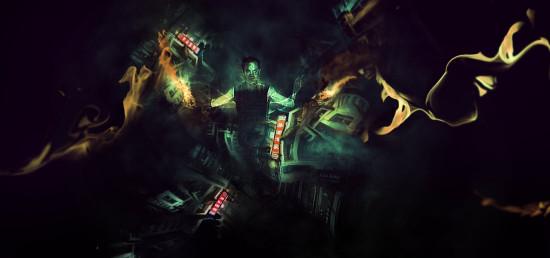 6 effect 1 550x258 Create Unleash the Dark Power Surreal Scene in Photoshop