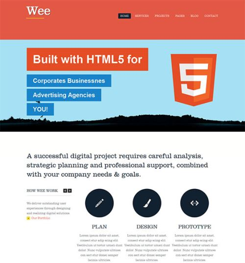 CSS3HTML5Templates-16