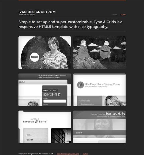 CSS3HTML5Templates-5