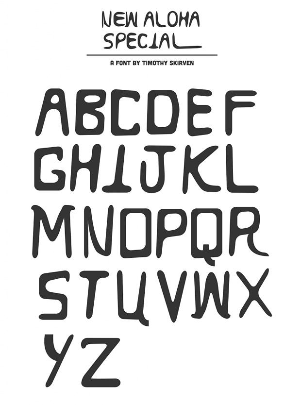 26款web专用字体打包下载