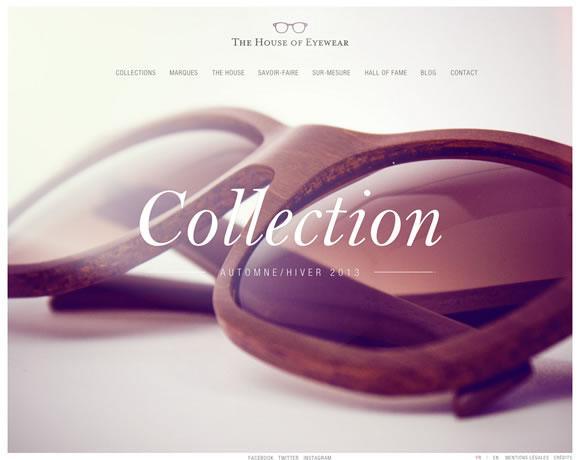简约之美!12个使用大字体的时尚网页作品
