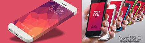 超级全!50款精致的iPhone原型素材免费下载 - 优设网 - UISDC