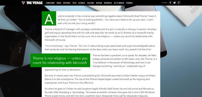潮流速递!有趣新颖的网站设计趋势