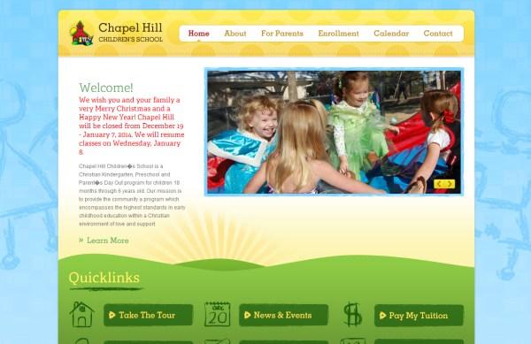 Chapel Hill Children's School