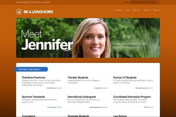Be a Longhorn