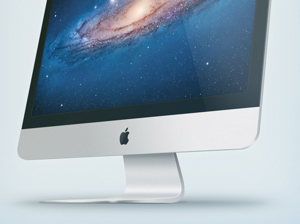iMac PSD