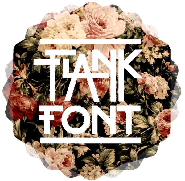 FLANK free font by Jorn .sb in 25 Fresh and Free Fonts for February 2014