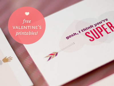 Free Valentines Goodies by Laini Leto in 16 Valentine's Day Design Freebies