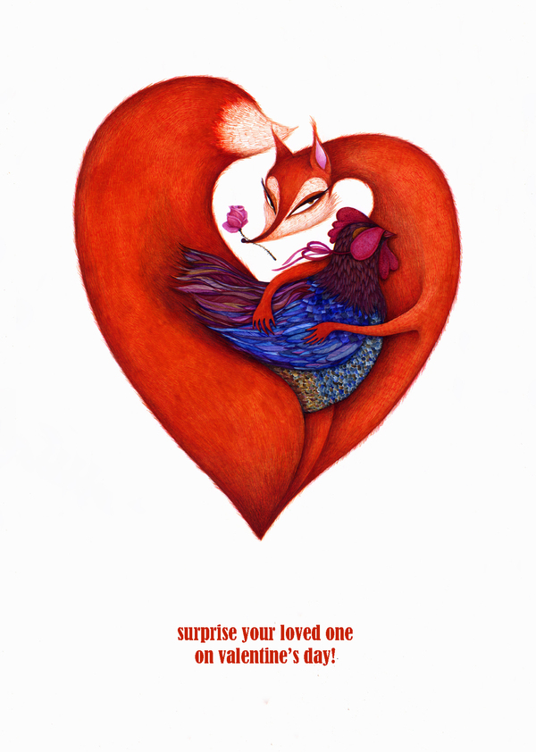 Surprise your Loved One by Madalina Andronic in St. Valentine's Day: Inspiration Showcase