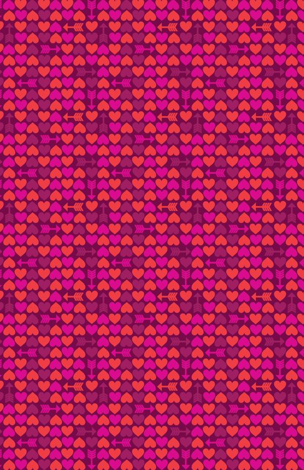 情人节快乐!2014情人节设计素材下载(附创意海报、贺卡)