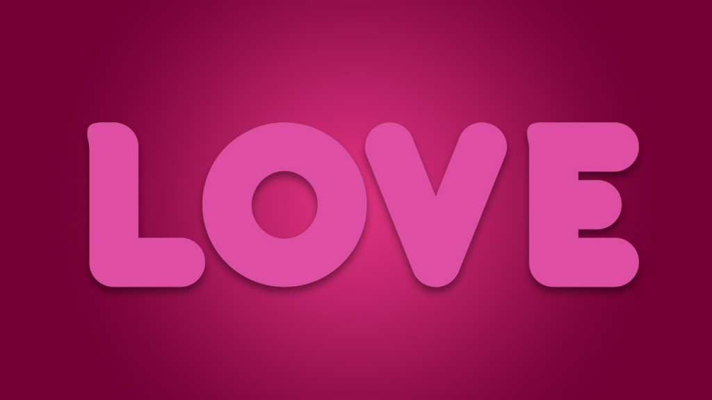 chocolate duplicate 1024x576 Chocolate Text Effect in Photoshop for Valentines Day