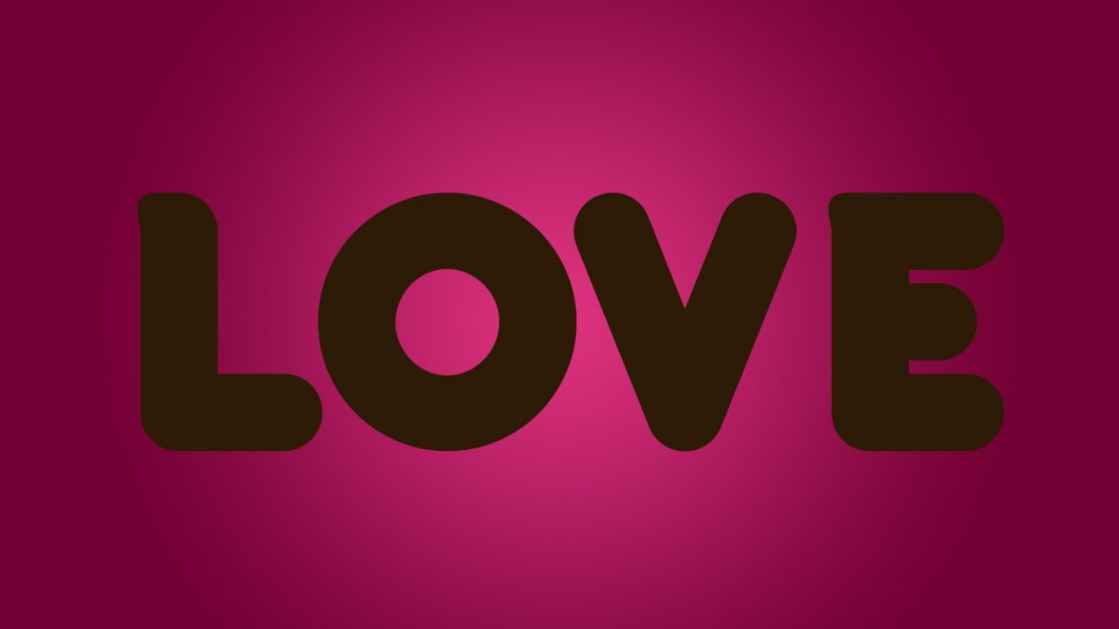 chocolate text 1024x576 Chocolate Text Effect in Photoshop for Valentines Day