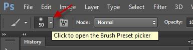 小白科普:Photoshop入门笔刷介绍