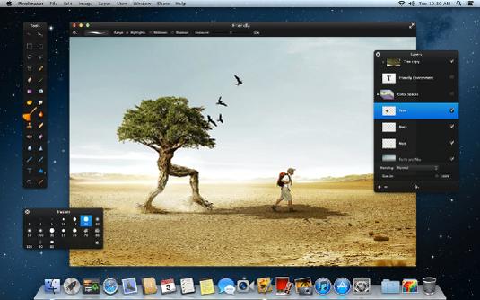 Photoshop玩腻了!这10个图形编辑神器你知道吗?