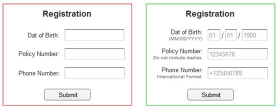 入口的用户体验!注册表单的设计技巧