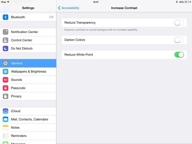 新鲜速递!来看看iOS 7.1的17个UI细节变化