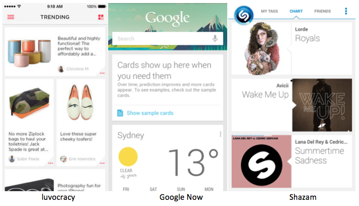 8 elya:2014让人印象深刻的7种Mobile UI设计语言