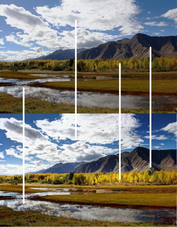 如何判断一幅风景照片具有PS精美大作的潜质