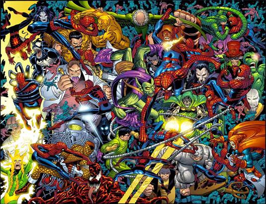 涨姿势时间:这10个伟大的漫画艺术家