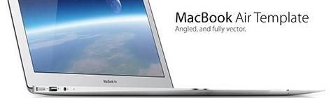让作品高大上!30个高质量的MacBook原型素材免费下载 - 优设-UISDC