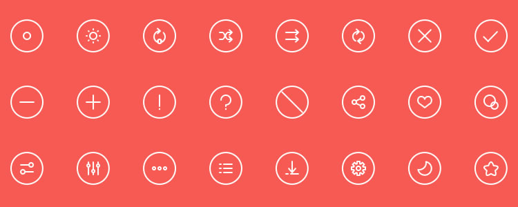 freebies designers web Fanicons