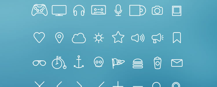 freebies designers web Hangloose Icon Set
