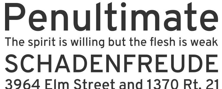 freebies designers web Overpass free Web Font