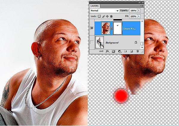 006 在Photoshop中合成超酷的时尚音乐海报
