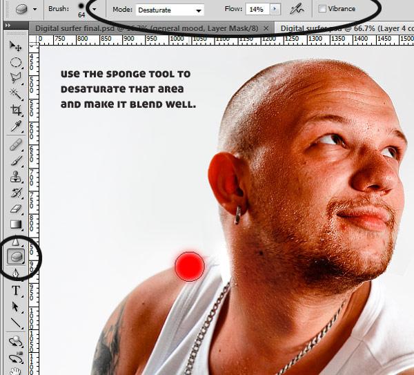 0141 在Photoshop中合成超酷的时尚音乐海报