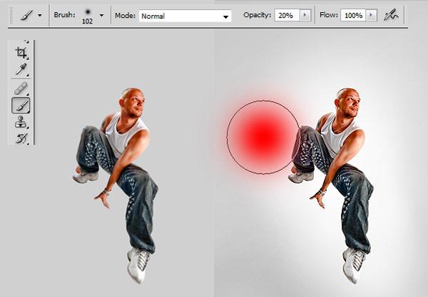 020 在Photoshop中合成超酷的时尚音乐海报
