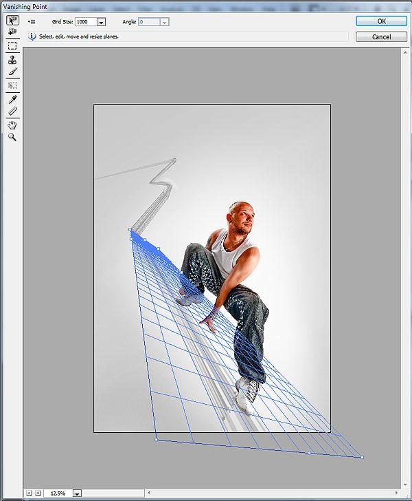 0221 在Photoshop中合成超酷的时尚音乐海报