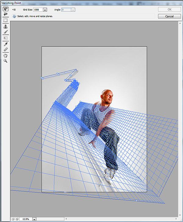 023 在Photoshop中合成超酷的时尚音乐海报