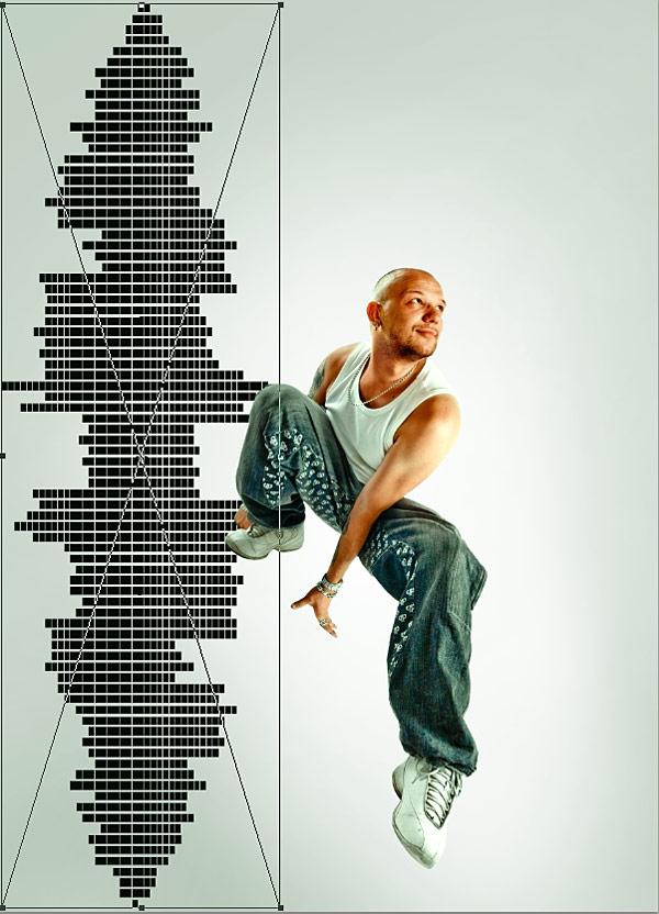 027 在Photoshop中合成超酷的时尚音乐海报