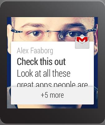 未来趋势!设计师必看的Android Wear设计指南
