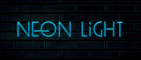 2 effect 550x234 Create Unique Neon Text Effect in Photoshop