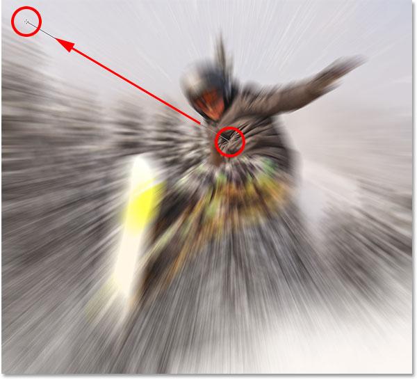 PS教程:简单几步创造冲击力震撼的动感效果
