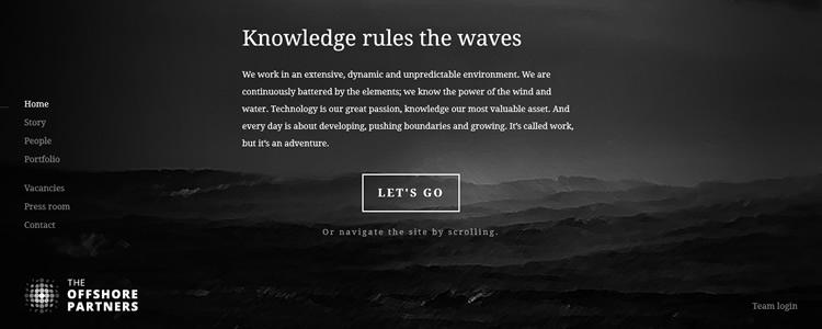 不容错过!30个风格出众的网页导航栏设计