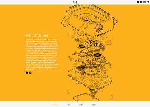 4N 网页设计欣赏