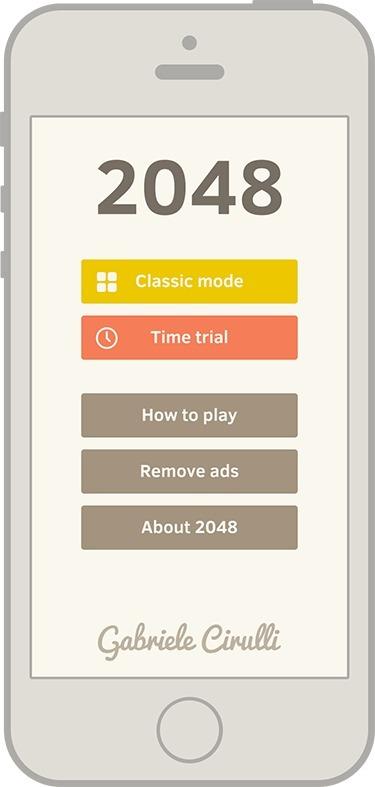 这游戏超火!听听「2048」设计者的奇妙故事汇