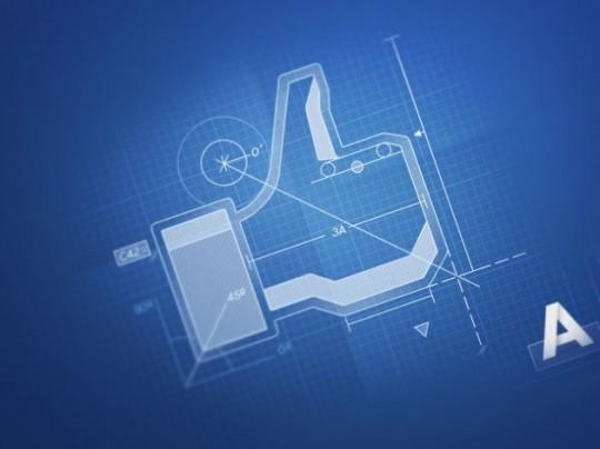 涨姿势!Facebook Paper新用户引导背后的设计思路